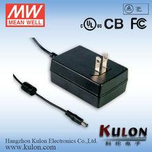 MEANWELL GS18U18-P1J 1.0A 18V track light adapter