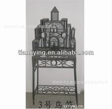 Metal bird cage hand made sale best