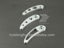 2014 new aluminum furniture drawer cabinet door handles knobs with CNC high precision