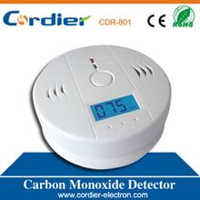 Hot sale!!! carbon monoxide gas detector Calibrated Per EN50291
