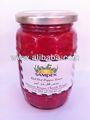 Kırmızı acı biber sosu( shatta)