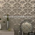 otel iç dalga tasarımı lif dekor duvar kaplama