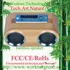 original hand made bamboo speaker