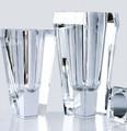 Хрустальная ваза нового дизайна