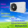 refrigeration parts van refrigeration units for Freezing Compressor unit for display cases Blast Chilling