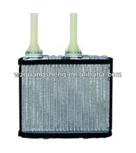 auto car aluminium radiator heater parts