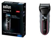 Máquina de afeitar braun 320 s-4