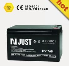 12V7ah ups long life series battery