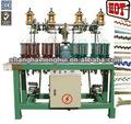 Cordón& de cinta de alta velocidad máquinas del trenzado en asia