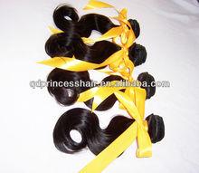 100% human virgin remy micro Malaysian body wave hair braids