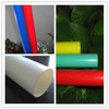 Rigid Plastic Tubing Colored Platics Tube Translucent PVC Pipe