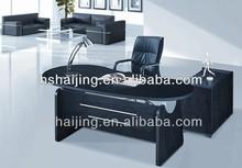 modern round office desk,haijing office desk,manager office desk