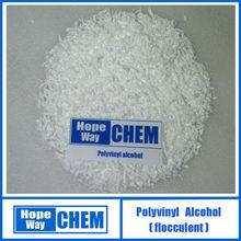 polyvinyl alcohol and polyvinyl acetate