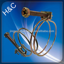 Hot selling Wire Clamps Machine