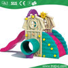 factory prices kids plastic slides commercial used, kids plastic toys guangzhou
