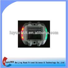 Ip68 Reflective Led Flashing Warning Aluminum Road Studs