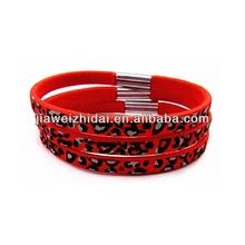 panther printed hair elastic band