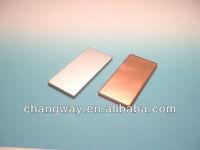 High precision 99% 3.0mm Aluminum enclosure heat sink& copper heat sink/