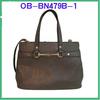 bulk hard leather pu handbag OEM manufacturer