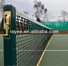 PP/ PE knotless tennis sport nets