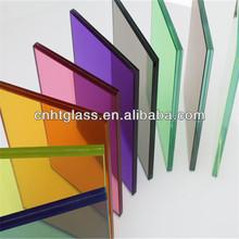 China Colored Flat Glass