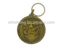 high quality metal chrome car emblem