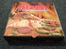 full colour pizza boxes