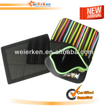 high quality and fashion wool knit laptop sleeve