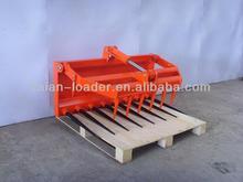Pitchfork used for wheel loaders