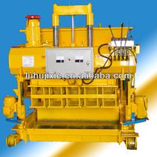 Qmy6-30 móvil de hormigón hidráulico de ladrillo que hace la máquina en la india precio
