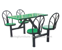 Made in china school dining furniture for student