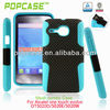 silicone pc case for alcatel one touch m pop factory price