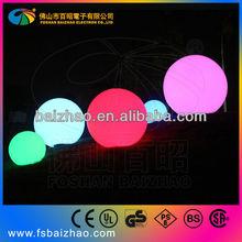 night club 30cm IP68 LED Floating Ball/LED Magic Ball