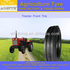 Tractor tire 6.50x16 small wheels and tires F2 pattern