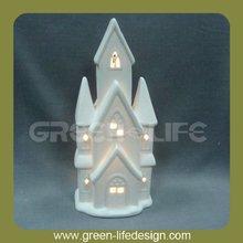 Ceramic christmas light Church