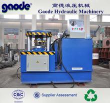 New Safe HC32-1000 Metal Wire Rope Press Machine