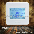 [TEKAIBIN] E92.713 three color built in sensor thermostat heat