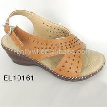 Popular and Comfortable PU Lady's Sandals
