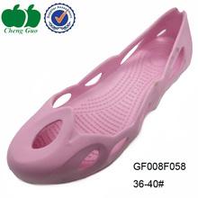 plastic cheap woman sexy waterproof beach shoes