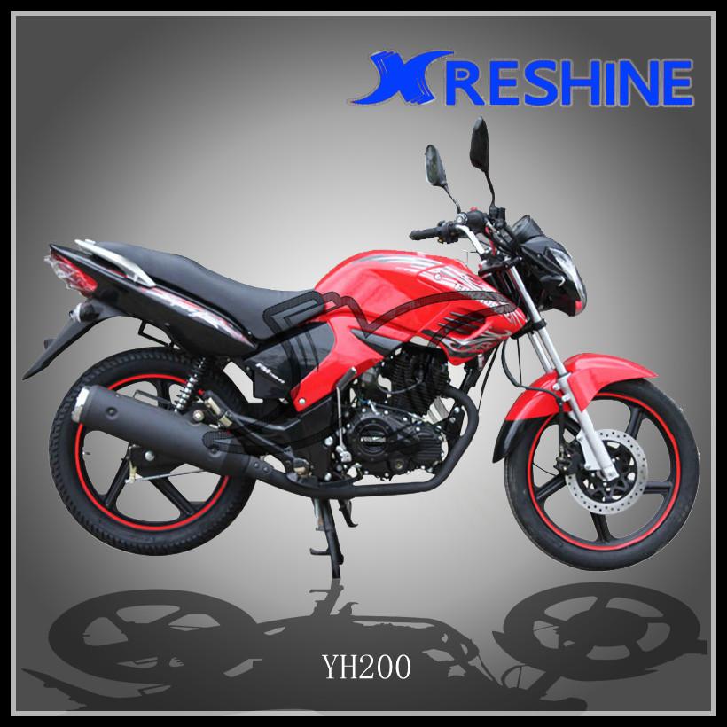 سعر 200cc محرك الدراجات النارية للبيع في الصين
