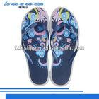 2014 Newest design cheap girls fashion nude beach slippers