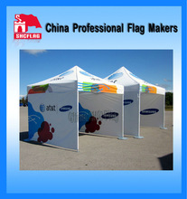 Custom Advertising Big Canvas Canopy Tent High Quality