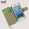 most popular flip pu leather case for apple iphone 5 tablet
