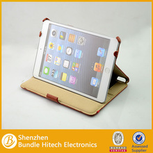 2014 real leather case for ipad air, for ipad air leather case,for ipad air case 360 rotating