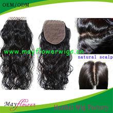 """filipino virgin hair silk base closure pretty curl top hair pieces dark/medium brown skin 10""""-18"""""""