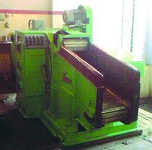 #1 - Hauni tobacco slicing machine, tobacco slicer, tobacco cutting, tobacco cutter, tobacco chopping machine, tobacco chopper