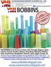 Energy Saving Bobbins for Textile Sector