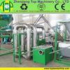 Waste plastic crushing machine |agriculture film, waste jumbo bags crushing washing recycling machinery plant