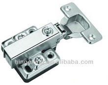 Steel material adjustable locking hinge