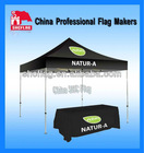 Advertising Custom Quick Up Large Event Easy Up Folding Canopy Display Canvas Bell Tent For Sale